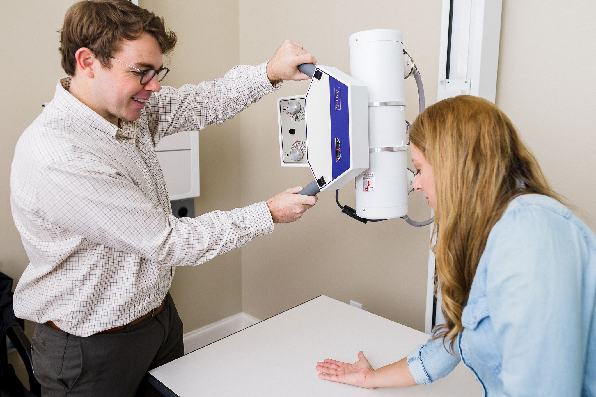 Our Nashville Walk-In Clinic Offers Onsite Digital X-Ray