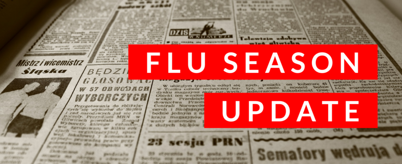 Nashville's 2018 Flu Update