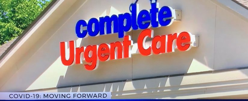 WKRN News 2 Nashville Visits Complete Health Partners to Discuss COVID-19 Return-to-Work Consultations