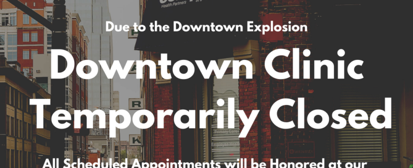 Downtown Nashville Event Response