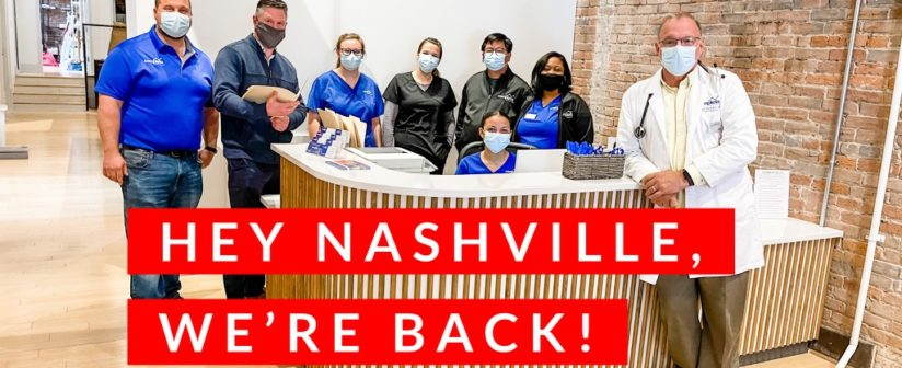 Complete Health Partners Reopens Downtown Nashville Urgent Care Clinic after Bombing Repairs